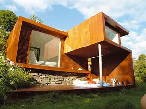 10 Interesting Residential Architectural House Designs