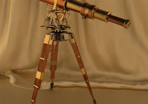 Telescope | CGTrader