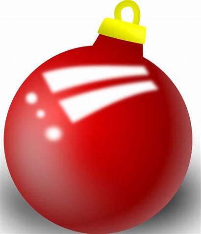Ornament Ball Clip Xmas Vector Shiney Svg