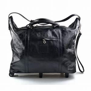 Leder Reisetasche Damen : leder reisetasche troller reisetasche herren damen mit ~ Watch28wear.com Haus und Dekorationen