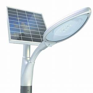 Lampadaire Solaire Leds Lineo NOVEA ENERGIES