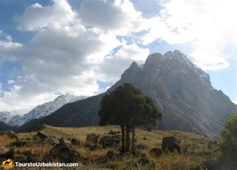Scenery of the Tajik Mountains- Photogallery, Photogallery ...