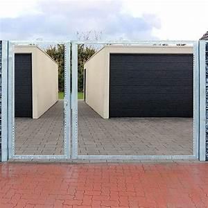 Einfahrtstor Selber Bauen : ber ideen zu gartentor verzinkt auf pinterest ~ Lizthompson.info Haus und Dekorationen