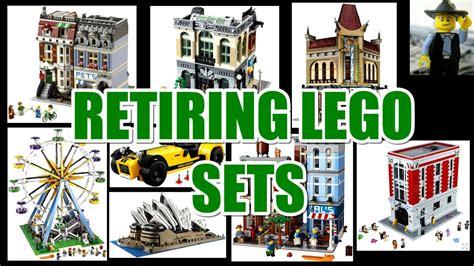 Lego Set by Upcoming Retiring Lego Sets