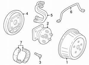 Pontiac Montana Abs Wheel Speed Sensor Wiring Harness  W  O
