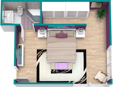 Very Small Kitchen Design Ideas - bedroom floor plan roomsketcher