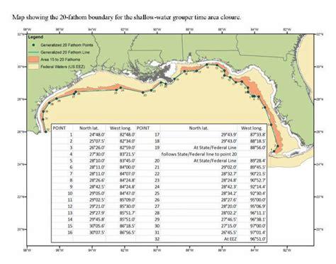 gulf mexico season january recreational fisheries texas open species closure fish fishing game amberjack grouper triggerfish openings fishgame administrator accountability