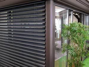 Store Exterieur Pour Veranda : stores volets de v randa ecologis experts ~ Dode.kayakingforconservation.com Idées de Décoration
