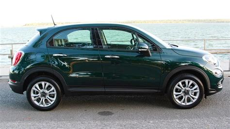 Fiat 500 Song by Fiat 500x Popstar Automatic 2016 Review Road Test