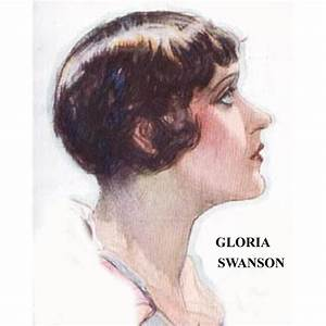 Gloria Swanson U2019s Head Is Too Heavy For Her Body  Her Nose
