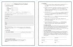 service level agreement images cleaning companies