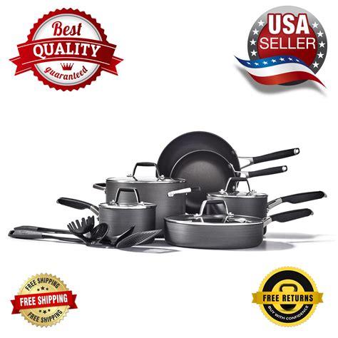 cookware safe calphalon dishwasher nonstick heating multiple piece