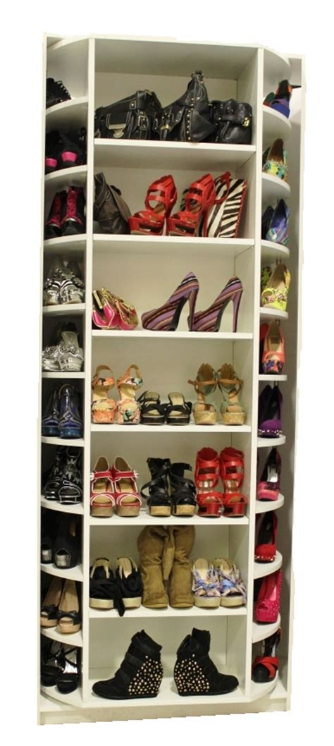 Revolving Closet by Heels Americlosets Custom And Diy Closet