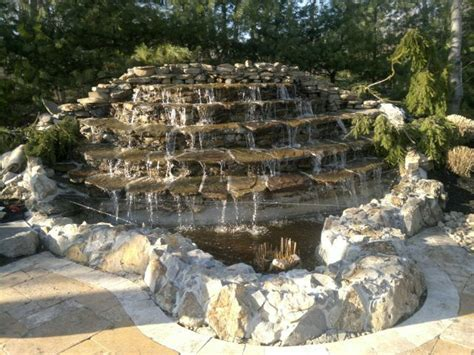 39 Best Images About Stone Waterfalls On Pinterest