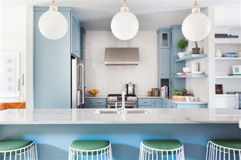 Kemp House  Transitional  Kitchen  Chicago  By Rebel