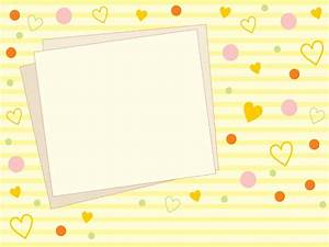 Cute Powerpoint Background - PowerPoint Backgrounds for ...