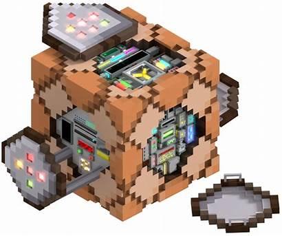 Command Block Minecraft Commandblock Transparent Blocks Clipart