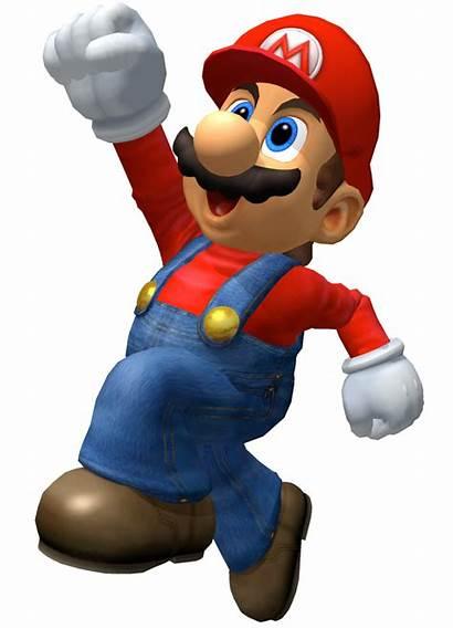 Nintendo Smash Bros Melee Characters Mario Ssbm