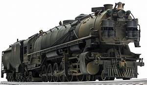 Weathered Union Pacific LEGACY Scale 4-12-2 Steam ...
