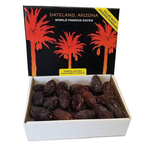 Fresh Jumbo Medjool Dates - Dateland Date Gardens