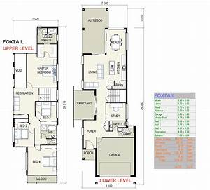 Modular Home Plans For Narrow Lots