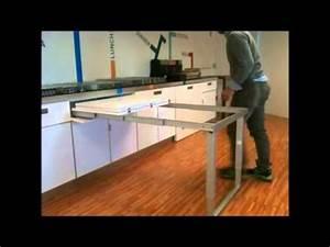 Support Pour Table Rabattable : d couvrez notre ferrure de table de cuisine repliable accessoires de youtube ~ Melissatoandfro.com Idées de Décoration