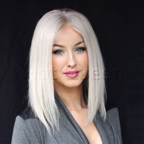 History Of Platinum Hair by Platinum Human Hair Wigs Remy