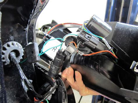 Lincoln Mkx Custom Fit Vehicle Wiring Tekonsha