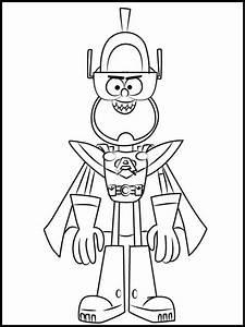 Atomic Puppet Drawing 8