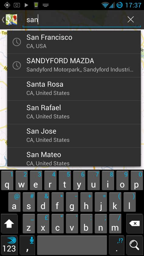 search by image android android display actionbar search results in a spinner