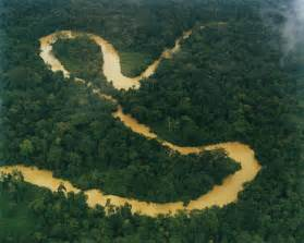 he Amazon River is the second longest river (Only to the Nile), in the ...