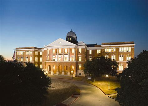 Texas Woman's University  Map  Us News Best Colleges
