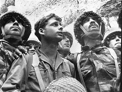 Sixday War Voices After Victory — Jewish Journal