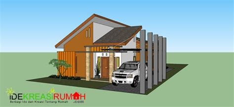 desain rumah gaya tropis contoh sur