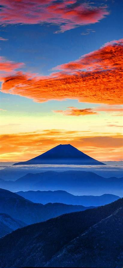 4k Fuji Mount 1440 3120 Wallpapers Panorama