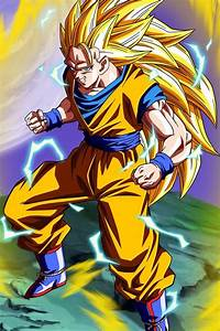 Goku ss3 | Dragon Ball | Pinterest | Goku and Chang'e 3