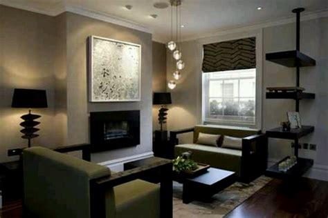 Masculine Home Interior, Furniture
