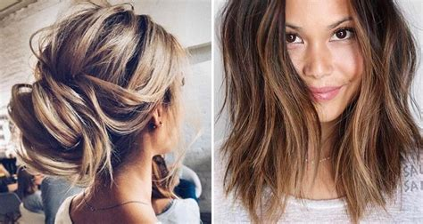 coiffure ete 2018 tendances cheveux 233 t 233 2018 coupes coiffures et colorations