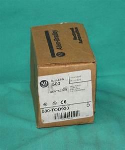 Allen Bradley  500 120v Coil