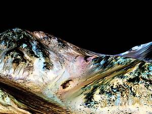 NASA confirms water on Mars - Business Insider