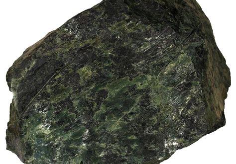 serpentinite metamorphic rocks
