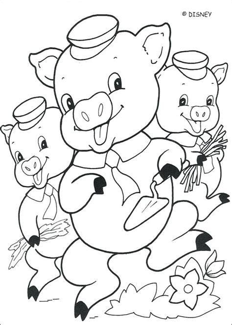 Porky The Pig Coloring Pages at GetColorings com Free