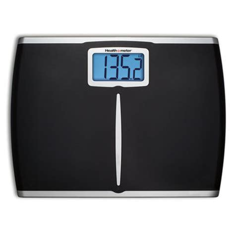 health o meter 174 wide weight tracking scale