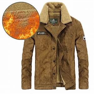 2017 New Mens Winter Jackets Coat Afs Jeep Size M Xxxl ...