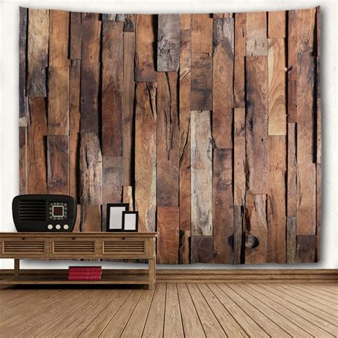 Get free shipping on qualified magnetic board memo boards or buy online pick up in store today in the home decor department. 2018 Wall Hanging Art Uneven Wooden Board Print Tapestry ...