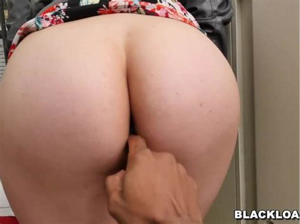 #White #Girl #Sydney #Sky #Takes #A #Big #Black #Load