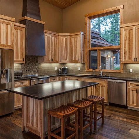 wood flooring ideas for kitchen kitchen modern kitchen hickory cabinets subway tile