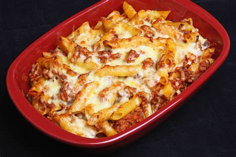 baked ziti with ground beef baked ziti with ground beef weight watchers kitchme