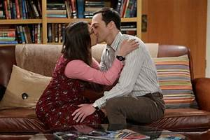 Amy and Sheldon Are Finally Going to Engage in Coitus on ...