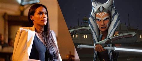 'The Mandalorian' Season 2 Casts Rosario Dawson as Ahsoka ...